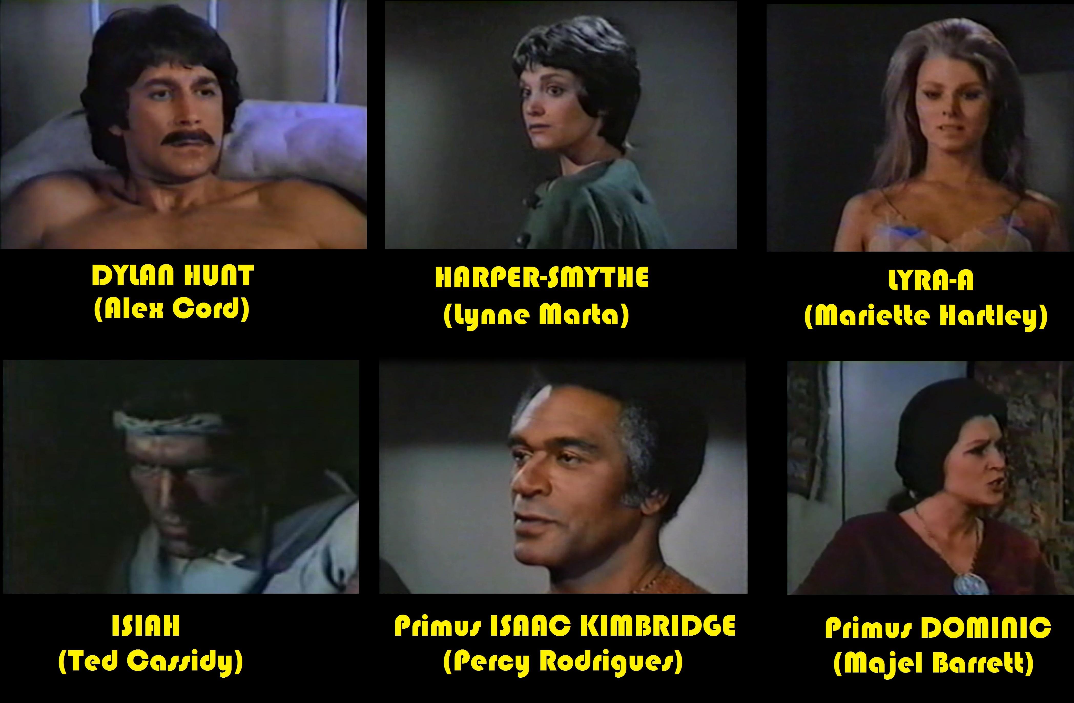 Gene Roddenberry's GENESIS II (Failed 1973 Pilot)   Unmade ...
