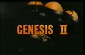 GR Genesis II title